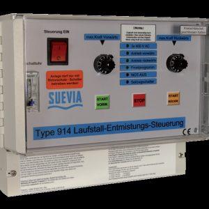Sıyırıcı sistem kontrol panoları