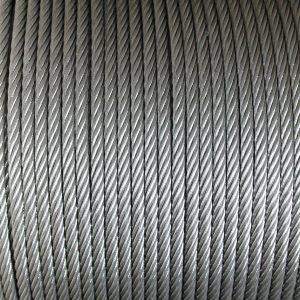 Çelik sıyırıcı halatları