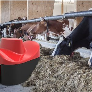 Cow boy yem itme robotu