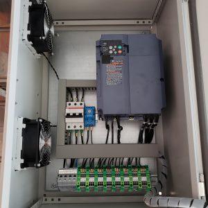 Fan Kontrol panosu IP65